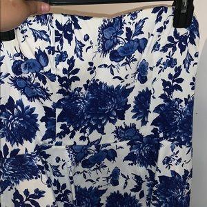 china looking dress
